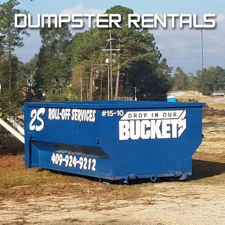 Southeast Texas Dumpster Rentals