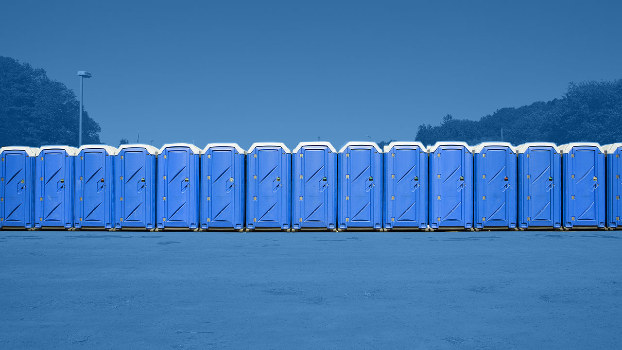 Portable Toilet Rentals in Southeast Texas