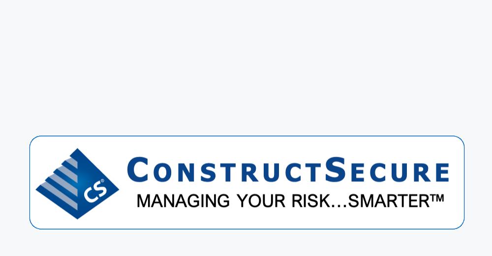 ConstructSecure Logo