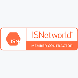 ISNetwork logo 300×300 with background