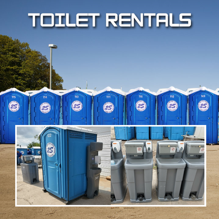 Portable Toilet Rentals - Beaumont, Texas