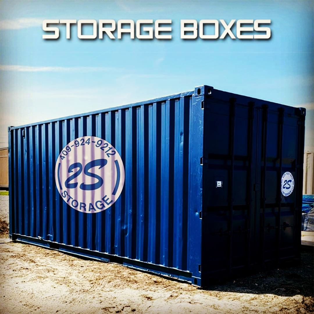 Storage Container Rentals - Beaumont, Texas